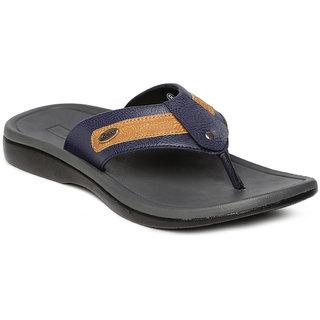 f0f9403ed79837 Buy Paragon-Stimulus Men's Blue Slippers Online - Get 25% Off