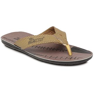 878f327e2 Paragon-Vertex Men's Beige Flip Flops Best Deals With Price ...