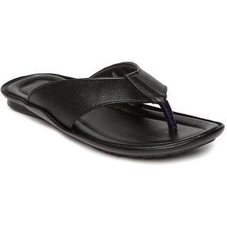 ec3c42b3b102 Buy Paragon-Vertex Plus Men s Black Flip Flops Online   ₹499 from ShopClues