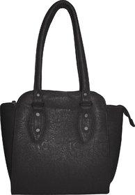 Ladies Hand Bags for women - LHB 3C D.Black