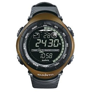 Suunto Vector Military Coyote Brown Watch SS010600C10