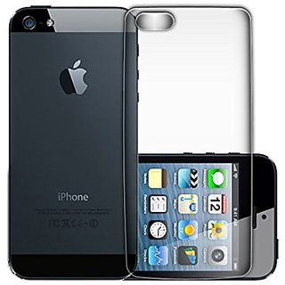 iPhone 5G / 5S / 5 Transparent Soft Back Cover