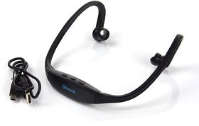 Sports Hands-free Wireless Bluetooth V3.0 High Quality Stereo Music Headsets with Mic Calling for Smart Phone