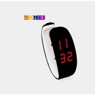 Skmei wrist gear LED Digital Watch - For Boys Men Women Girls Couple
