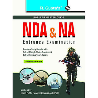 NDA/NA (National Defence Academy/Naval Academy) Examination Guide