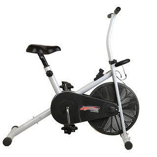 Body Gym Air Bike 1001 With Back Support