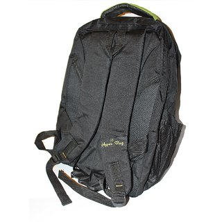 bd45728acbd4 Buy hyper black and green bag Online - Get 70% Off