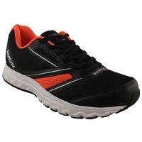 Reebok  Mens Black,Red Sport Shoes