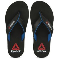 Reebok Realflex Slide 3.0 Black Slippers for Men online in India at ... 788f2232b