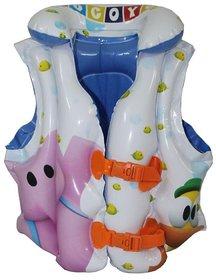 Teji Swimming Vest Small Size - Pocoyo Print