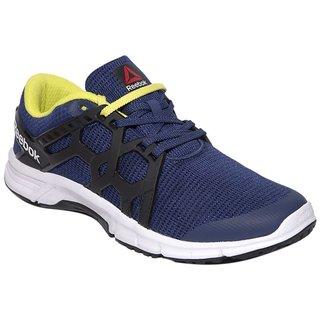 Reebok  Mens Blue Sport Shoes