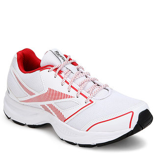 d0b51f44e7c9e2 Buy Reebok Men s White Running Shoes Oniine   Get 73% Off