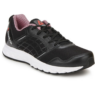 Reebok Womens Black,White Sports Shoes