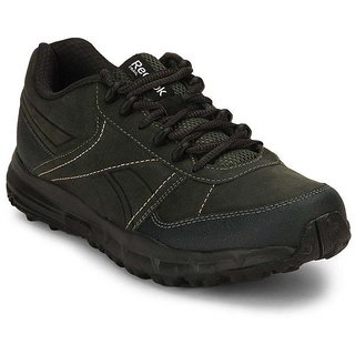 Reebok  Mens Green Sport Shoes