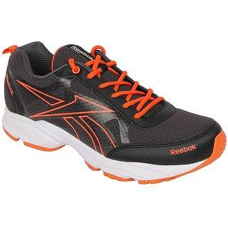 Reebok  Mens Black Sport Shoes