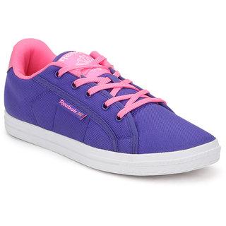 Reebok Womens Purple Sports Shoes