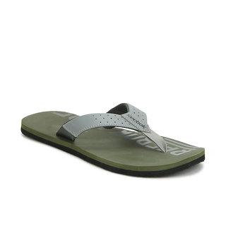 Reebok Mens Gray Slippers