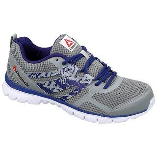 Reebok Womens Gray Sports Shoes