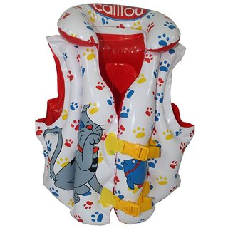 Teji Swimming Vest Small Size - Caillou Print