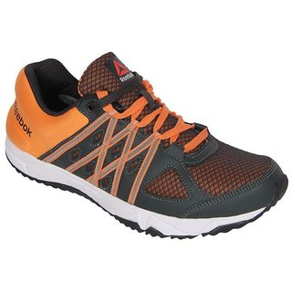 Reebok Womens Orange Sports Shoes