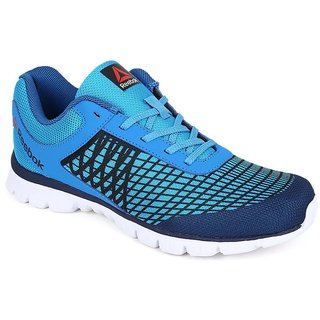 Reebok Womens Blue Sports Shoes