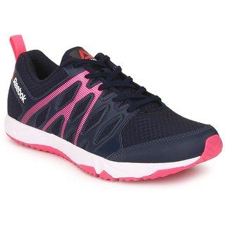 Reebok Womens Navy Sports Shoes