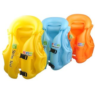 Teji Inflatable Swimming Vest Small Size - Assorted colours