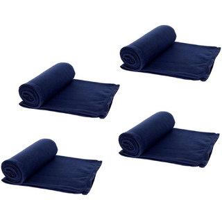 Nakoda Creation Single Bed Super Lite Blanket Pack of 4