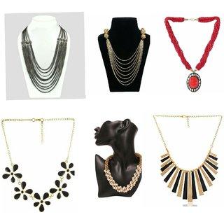Minha Oxidised Designer COMBO 6 For Women