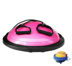 Teji Bosu Ball Balance Trainer - Pink