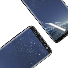 DY 3D Soft TPU Film case friendly Screen Protector For Samsung Galaxy S9 with installation Kit