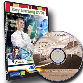 Revit Stairs WorkShop And Railings Video Tutorial Training Course DVD