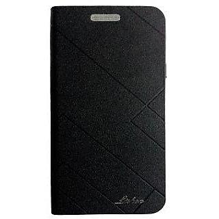 Samsung Galaxy J7 Prime Lishen New Styles Flip Cover - Black