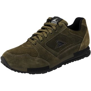 Bata Olive Men's Sports Shoes