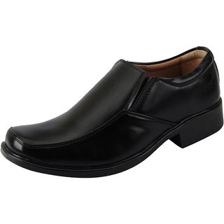 Bata Black Mens Formal Loafer