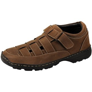 55b7ca12b77d Buy Bata Tan Men s Sandals Online   ₹1299 from ShopClues