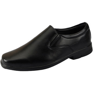 Bata Black Mens Casual Loafer
