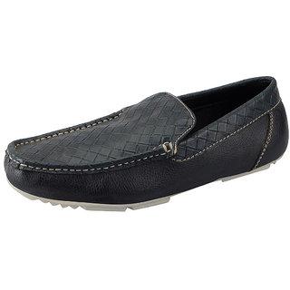 Bata Blue Mens Casual Loafer