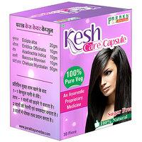 KESH CARE Capsules     Hair Loss  Regrowth Ayurvedic 120cps pack