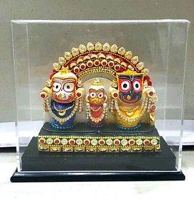 eCraftOdisha Marble God Idols (13 cm*13 cm*8 cm)