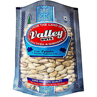 Valleynuts Premium Roasted and Salted American Pistachios 400 Grams