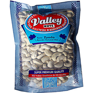 Valleynuts Premium Cashewnuts 400 Grams
