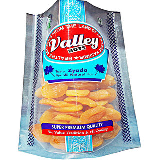 Valleynuts Premium Turkish Apricots 400 Grams