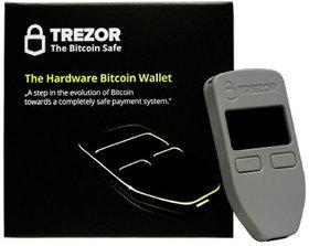 Trezor Bitcoin Hardware Wallet - Store Bitcoin Ethereum Litecoin Dash Zcash Safely