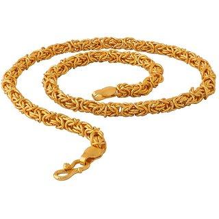 9e62b494c33b Buy Dare by Voylla Designer Twisted Chain For Men Online - Get 42% Off