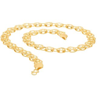 dcd39e8d9b002 Dare by Voylla Designer Beaded Rolo Chain for Men