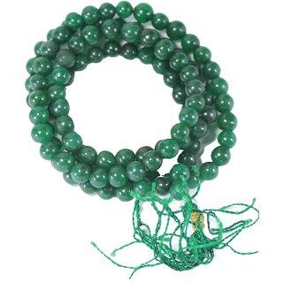 Green Hakik Mala ( Green Agate Rosary )