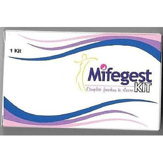 Mifegest Kit abortion kit upto 7 weeks