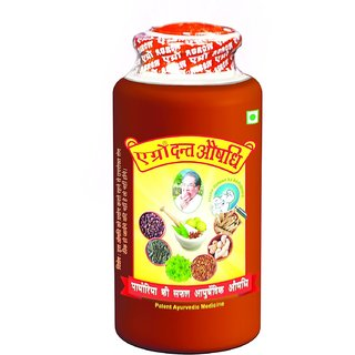 Agrow Dant manjan to Agrow Dant Aushadhi 100 grams (PACK OF 3)