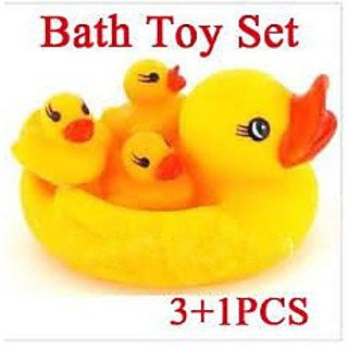 Duck Ducky Bath Toys Set